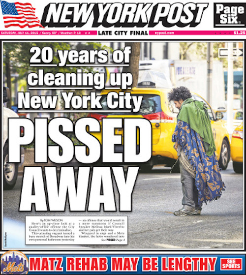 (Image Source: New York Post, July 11, 2015).