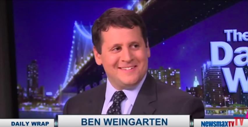 Newsmax Ben Weingarten